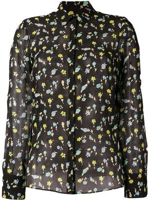 Schumacher Dorothee floral-print shirt