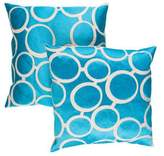 Trina Turk Pair of Spectacles Throw Pillows