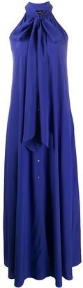 Aspesi Long Halter Dress