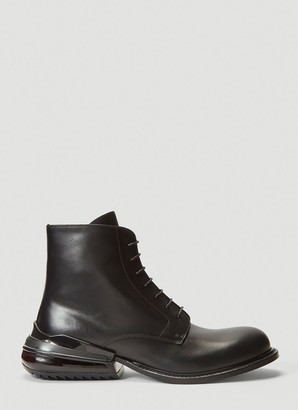 Maison Margiela Airbag Lace-Up Boots