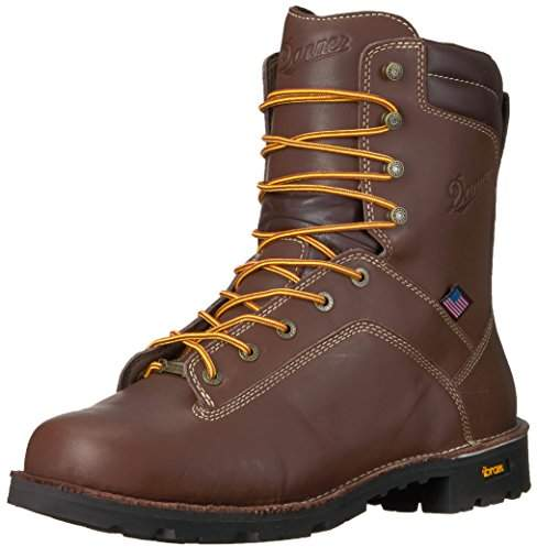 "Danner Men's Quarry USA 8"" Work Boot"