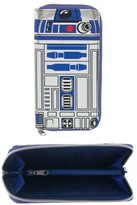 Star Wars R2D2 Large Zip Around Wallet
