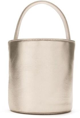 Sarah Chofakian Mini Bucket Bag