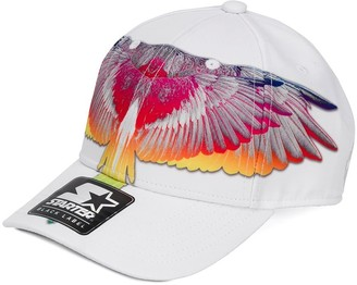 Marcelo Burlon County of Milan Kids graphic print cap