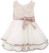 Rare Editions Lace Tiered Ballerina Dress, Toddler & Little Girls (2T-6X)