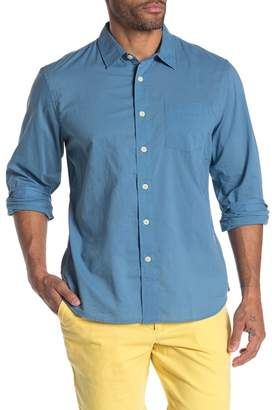 Grayers Portofino Featherweight Poplin Modern Fit Shirt