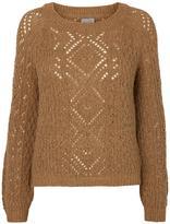 Vero Moda Loose Knot Sweater