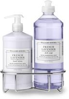 Williams-Sonoma Williams Sonoma French Lavender Lotion & Dish Soap, Classic 3-Piece Set