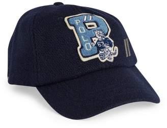 Ralph Lauren Polo Applique Baseball Cap