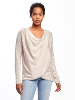 Old Navy Maternity Cross-Front Nursing Cardi