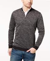 Vince Camuto Men's Quarter-Zip Pullover Sweatshirt