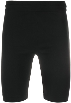 Acne Studios stretch cycling shorts