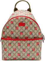 Gucci Children's GG ladybugs backpack