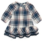 Tucker + Tate Infant Girl's Plaid Flannel Dress