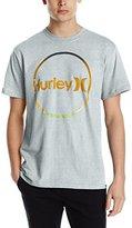 Hurley Men's Full Circle Flight Classic Short Sleeve T-Shirt