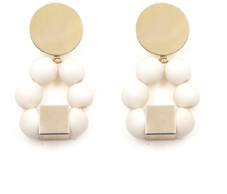 Soli & Sun The Jenna Hand-Crafted Statement Earrings