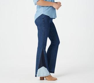 G.I.L.I. Got It Love It G.I.L.I. Tall Novelty Flare Leg Denim Jeans