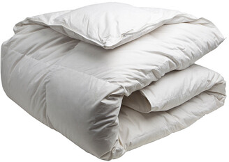 Canadian Down & Feather Hypo Allergenic Down Duvet 625 Loft- All Season Weight