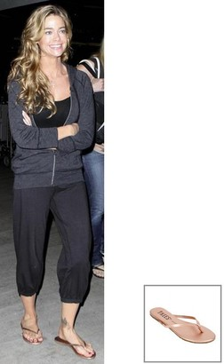 Singer22 SHADOWS SANDALS IN MANY COLORS AS SEEN ON DENISE RICHARDS