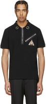 Givenchy Black Pyramid Eye Polo