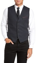 Ted Baker Cabwai Woven Four Button Vest