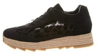Stella McCartney Vegan Espadrille Sneakers w/ Tags