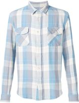 Levi's checked shirt