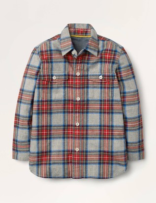 Cosy Brushed Check Shirt