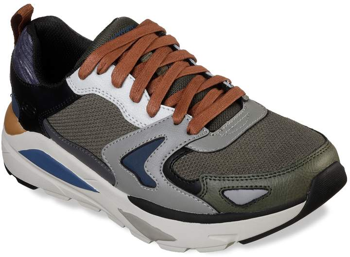 29fa04a96cd8ab Skechers Gray Leather Men's Shoes | over 40 Skechers Gray Leather Men's  Shoes | ShopStyle