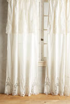 Anthropologie Victorian Lace Curtain