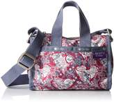 Le Sport Sac Liberty X Essential Mini Weekender Carry On Bag