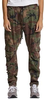 Hudson Dropped-Crotch Skinny Fit Cargo Pants