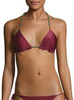 Sofia by Vix Savana Reversible Triangle Bikini Top