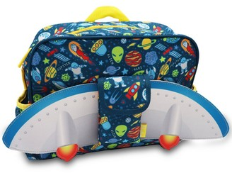 """Bixbee 10"""" Kid' Backpack Outer pace Flyer"""