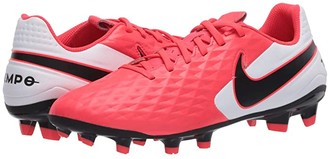 Nike Legend 8 Academy FG/MG (Laser Crimson/Black/White) Cleated Shoes