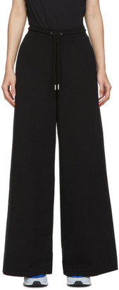 Opening Ceremony Black Flared Lounge Pants