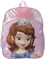 Disney Fast Forward Little Girls' Sofia The First Full Size Backpack