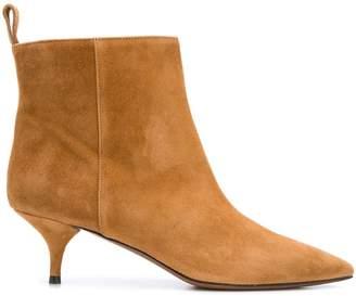 L'Autre Chose kitten heel ankle boots