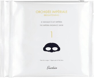 Guerlain Set of 4 Orchidee Imperiale Radiance Sheet Mask