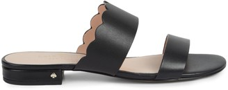 Kate Spade Fetty Leather Sandals