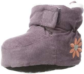 Sterntaler Baby Girls Boots, Purple (Aubergine 607)