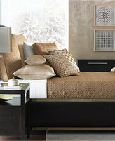 Hotel Collection Mosaic Quilted Standard Sham