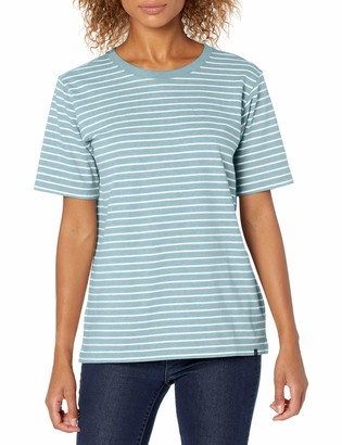 Pendleton Women's Short Sleeve Deschutes Stripe Tee