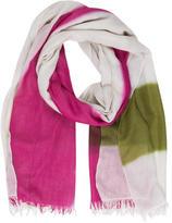 Bajra Wool & Silk-Blend Scarf w/ Tags