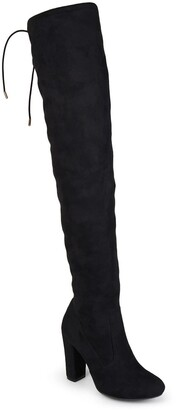 Journee Collection Maya Over-the-Knee Boot - Wide Calf
