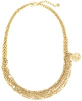 Juicy Couture Tatiana Multi Strand Statement Necklace