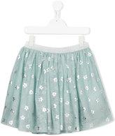 Stella McCartney floral print Honey skirt - kids - Cotton/Polyester - 14 yrs