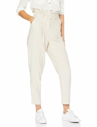 New Look Women's IRIS Utility Paperbag Trousers