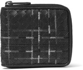 Bottega Veneta - Embroidered Intrecciato Leather Wallet