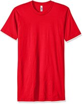 American Apparel Men's Fine Jersey Short Sleeve Tall Tee
